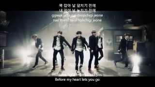 BTS 방탄소년단 - 상남자 (Boy In Luv) MV+Lyrics [Hangul, Romanization, English]