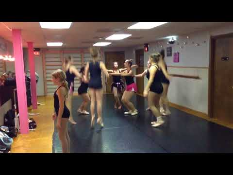Ghosts of a Christmas Present (Senior Ballet C)