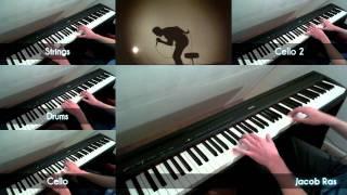 Secrets (OneRepublic) piano cover