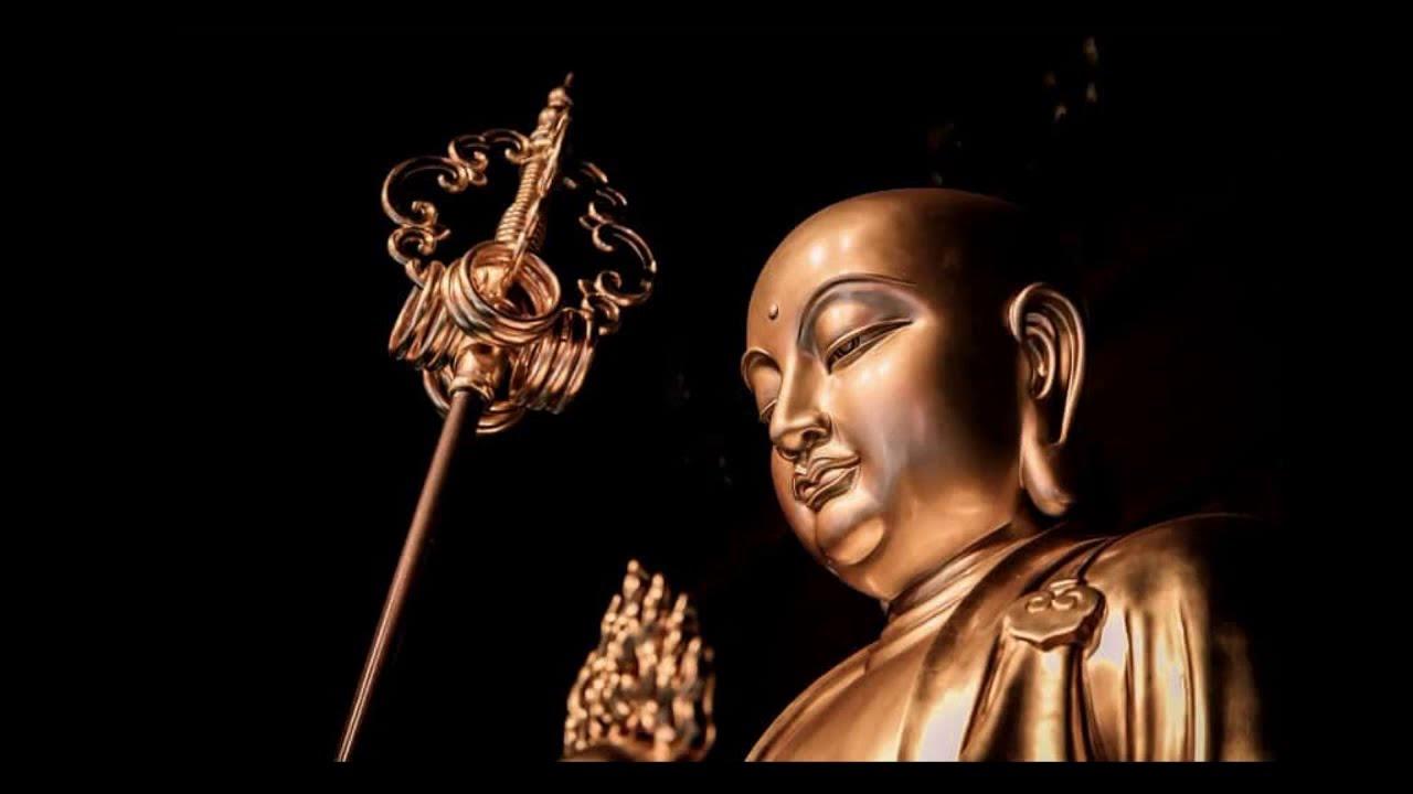 地藏菩薩本願經稱佛名號品第九