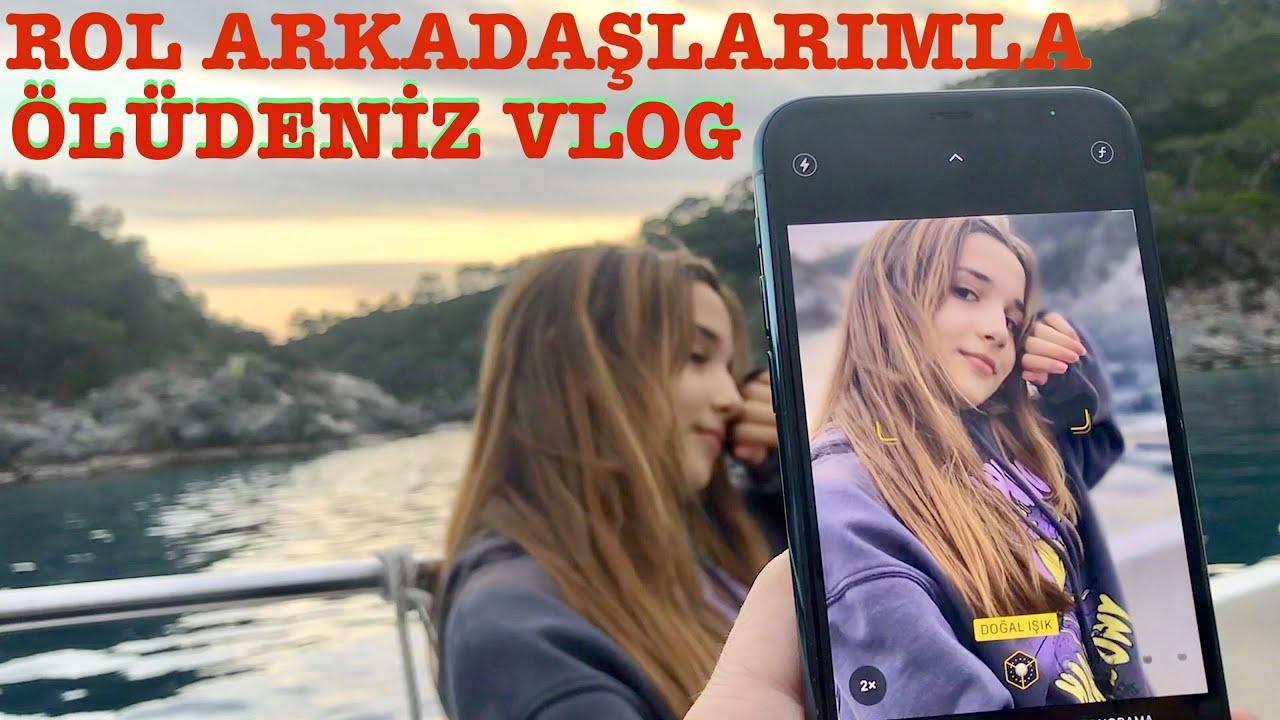 Download Rol Arkadaşlarımla Ölü Deniz Vlog. Ecrin Su Çoban