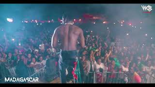 Diamond Platnumz - perfoming live MADAGASCAR 2019