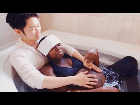 PREPARING FOR A WATER BIRTH (BABY #7)