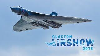 Clacton Airshow 2015 final line up