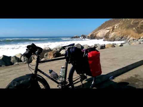 Cycle Camping the Pacific Coast Highway