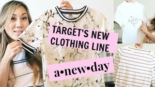 TARGET'S New Clothing Line - A New Day