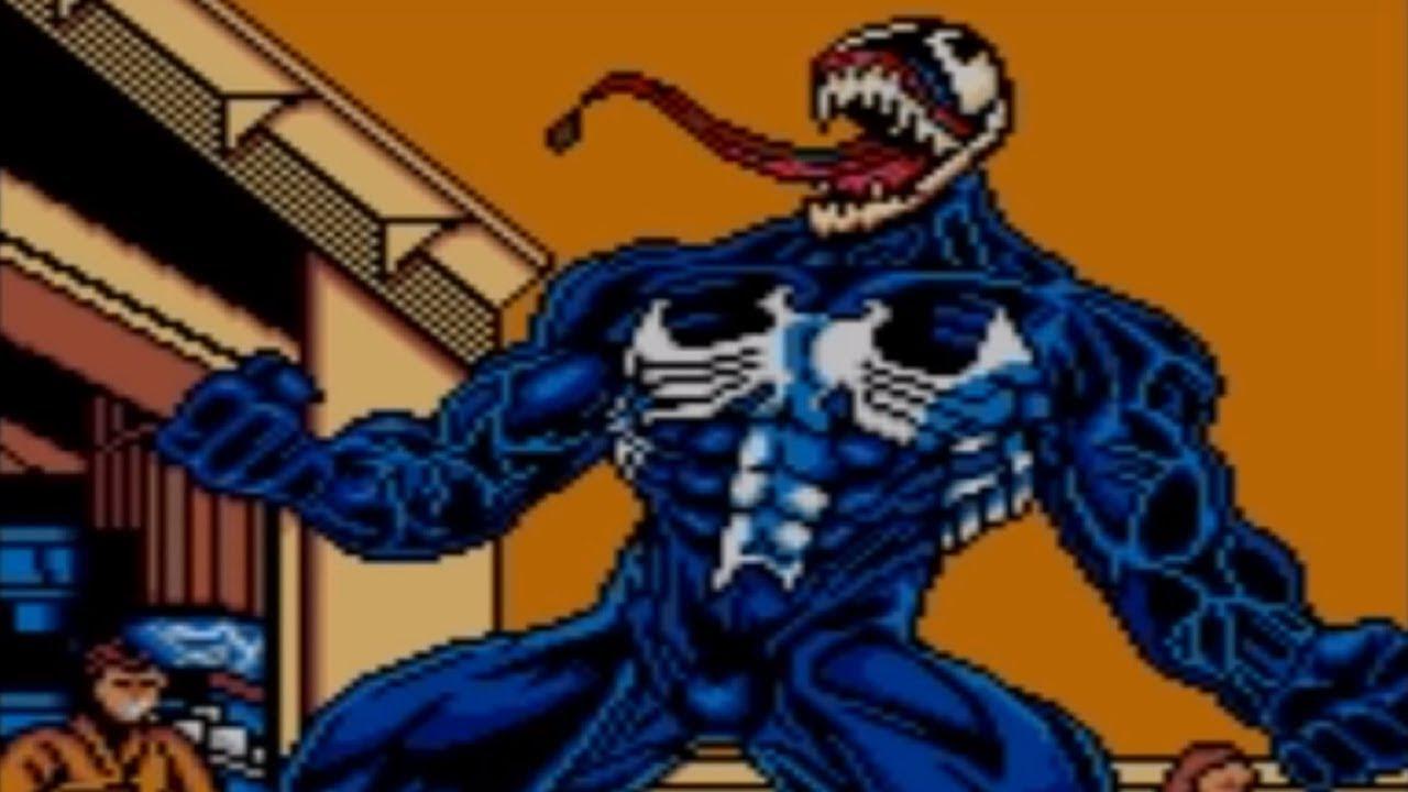 Spider Man And Venom Maximum Carnage Snes Playthrough