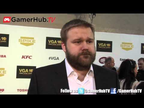 Skybound Entertainment Robert Kirkman Talks The Walking Dead and Video Games