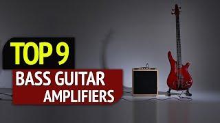 TOP 9: Best Bass Guitar Amplifiers 2018