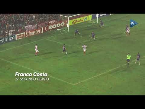 San Martín consiguió el empate con Villa Dálmine y avanzó a la semifinal