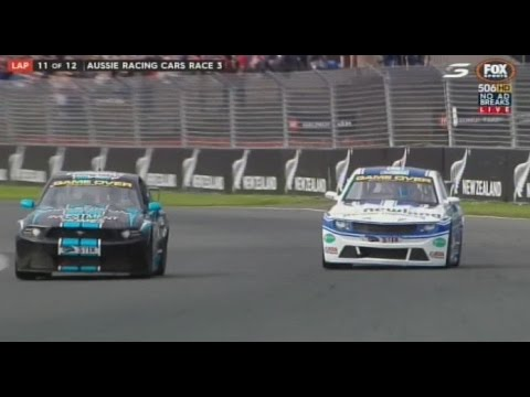 2016 Aussie Racing Cars - Pukekohe - Race 3