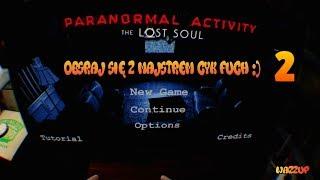Paranormal Activity czyli Obsraj się z Majstrem Cyk Fuch 2 Wazzup :)