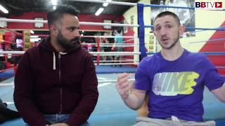 JAMES 'JAZZA' DICKENS ON NEXT FIGHT, BRITISH TITLE, DERRY, DAVID PRICE AND MORE