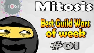 Mitosis the Game - Guild Wars gameplay - Best Guild Wars of week #01