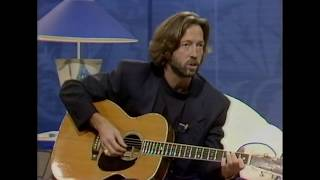 """ERIC CLAPTON & PETE TOWNSHEND - """"Standing Around Crying"""" (28th Ocotober 1989)"""