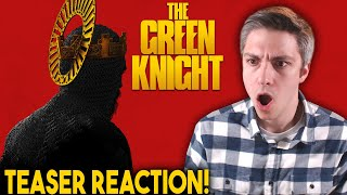 The Green Knight Official Teaser Reaction!