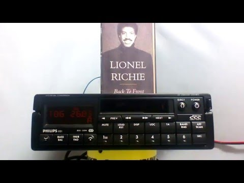 philips  dcc 821 digital compact cassette