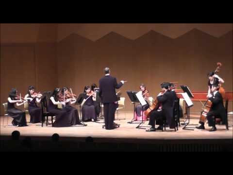 弦楽セレナード ハ長調 Op.48 第4楽章