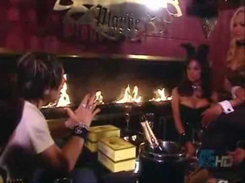 Criss Angel MINDFREAK (chocolat trick with bloopers)