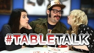 Naked Love on this Lost #TableTalk!