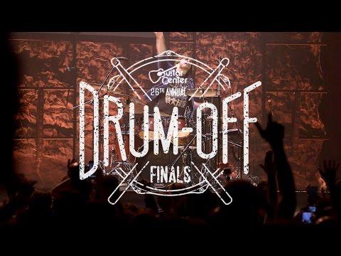 Forrest Rice - Guitar Center 2014 Drum-Off Finalist