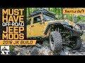 Top Jeep Wrangler Mods For Off-Roading - 16 JK 3.5
