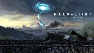 (premier test) Half-Life 2: Episode Two - Xbox 360 gameplay