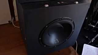 Diy Bookshelf Speakers + Subwoofer (linkwitz Transform Eq)