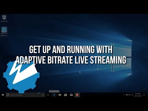Transcoding Your Adaptive Bitrate Live Stream