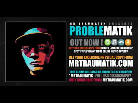 MR TRAUMATIK - SPECTACULAR - OUT NOW !