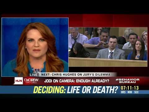 Dr. Drew 05-22-13 Jodi Arias pre-sentencing TV Interviews