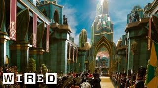 Sam Raimi on Oz: The Great And Powerful - Wired Magazine