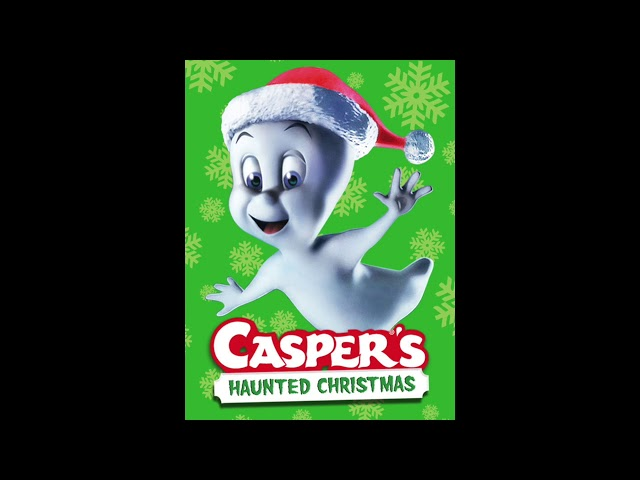 Casper's Haunted Christmas - I Can Be A Friend