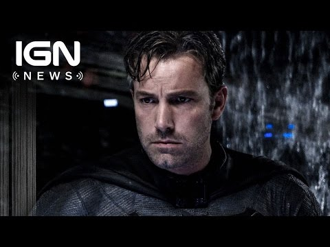 Affleck's Batman Film Rumored to Be 'Crammed' With Villains - IGN News
