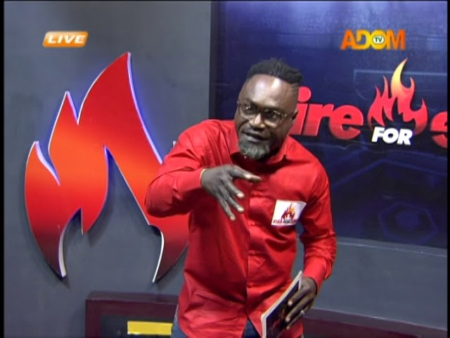 Fire 4 Fire on Adom TV (19-10-18)