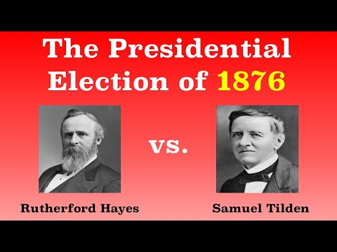 The American Presidential Election of 1876