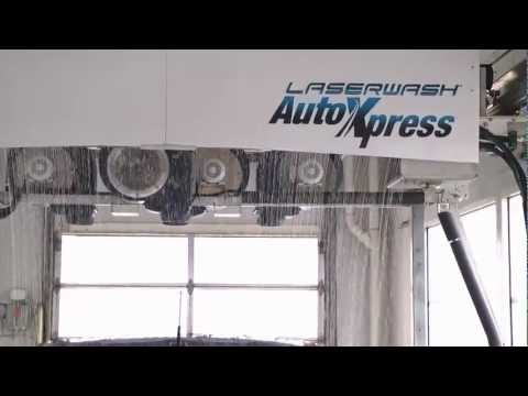 The Laserwash G5 S Series Car Wash System By Pdq Manufacturing