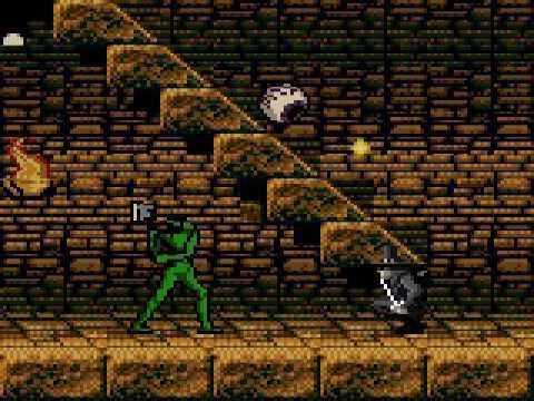 Download Chakan Game Sample - Game Gear