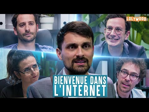 Bienvenue Dans L'Internet