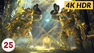 Jotunheim Tower. Ep.25 - God of War 2018 [4K HDR]