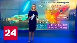 Метеорит над Саяногорском наделал много шума