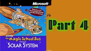 Whoa, I Remember: The Magic School Bus Explores the Solar System: Part 4
