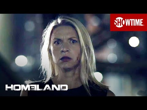 Homeland Season 7 2018     Claire Danes & Mandy Patinkin TIME Series