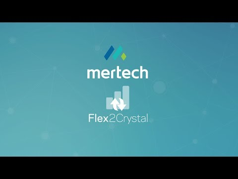 Flex2Crystal Training Part 1: Moving from Crystal X1 to Crystal Reports 2011- Mertech Data