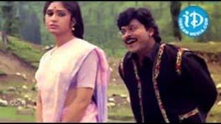 Aapathbandhavudu Songs  Puvvu Navve Guvva Navve Song  Chiranjeevi  Meenakshi Sheshadri