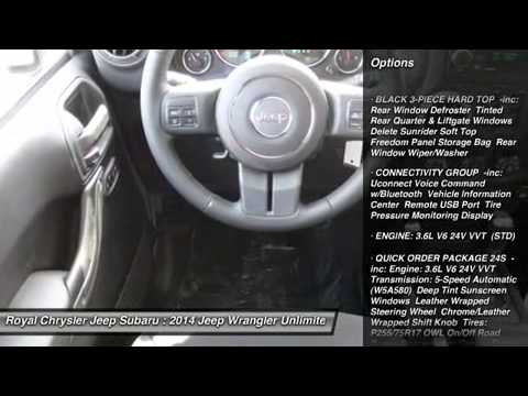 2014 JEEP WRANGLER UNLIMITED Charleston, WV 270199