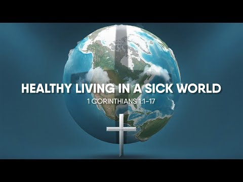 HEALTHY LIVING IN A SICK WORLD | Part 1 | Sermon | Dr Michael Youssef