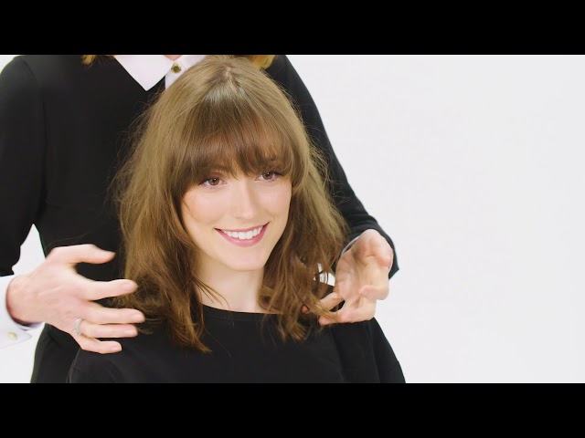 Salon I-Deas: Edgy Meets Glam Cut/Color -- Kendall Style Color Tutorial