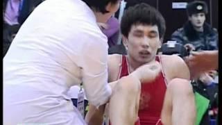 55 кг. Лебедев - Рахими, Кубок мира-2011, финал