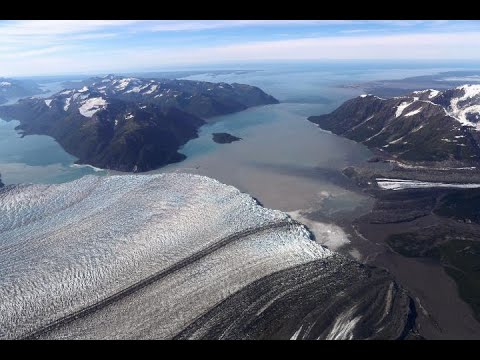 48 Years of Alaska's Glaciers
